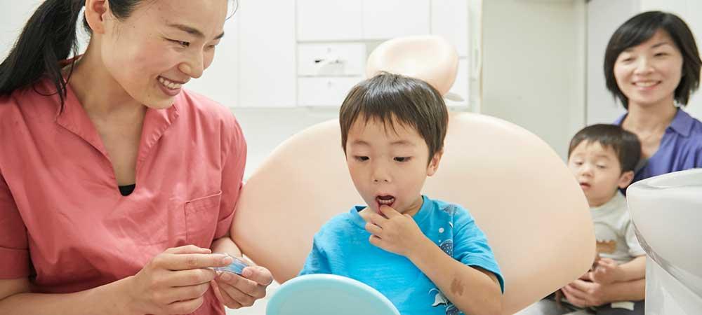 歯並びを正常化