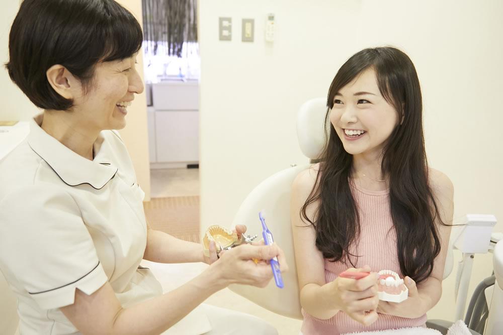 歯周病と歯磨き