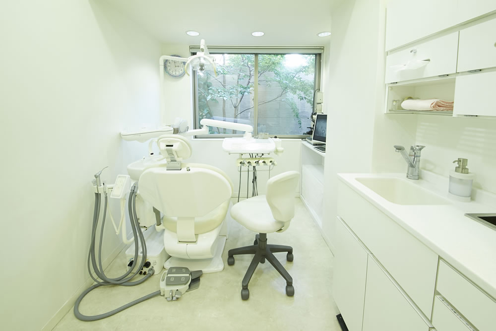 予防歯科専用ルーム